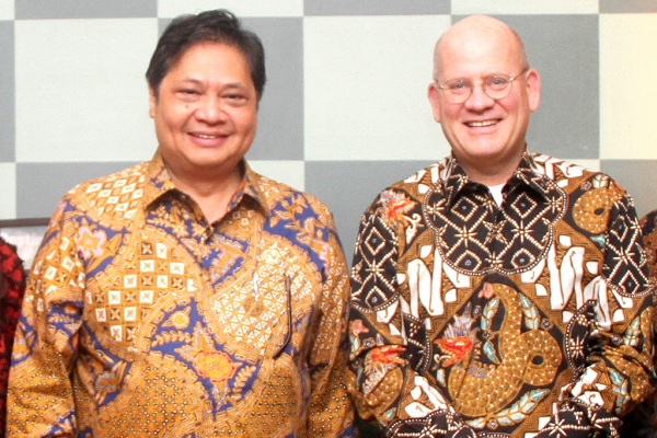 Kemenperin Apresiasi GE Dukung Implementasi Making Indonesia 4.0