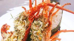 Menikmati Lobster dan Variasi Minuman Alpukat ala Bistro dan B10 Cafe di de Braga