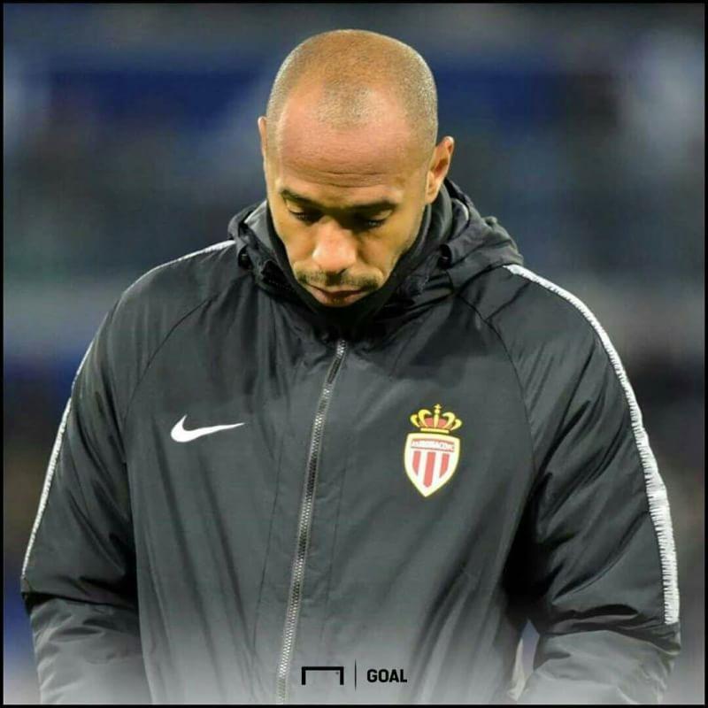 AS Monaco Gantung Nasib Thierry Henry