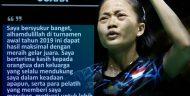 Fitriani Sabet Gelar Juara di Thailand