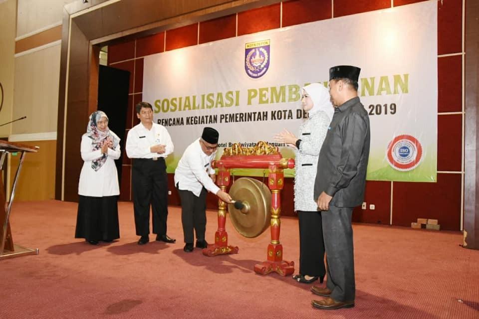 APBD Tahun 2019 Kota Depok Mengalami Peningkatan