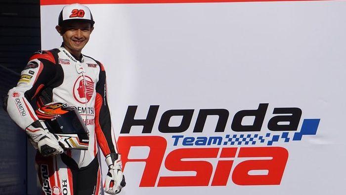 Dimas Ekky Pratama, Pemuda Asal Depok yang Mengikuti Moto2