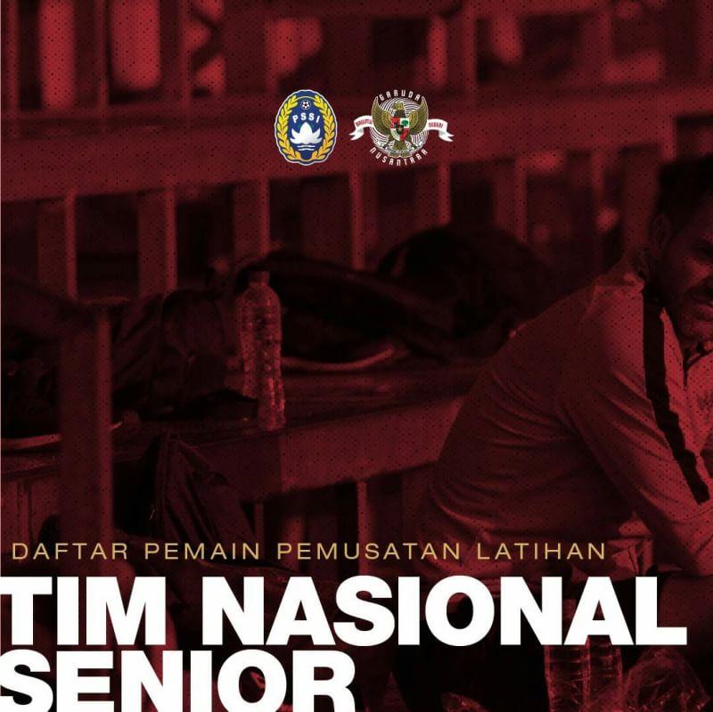 Daftar Pemain Timnas Indonesia Senior