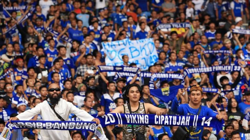 PSSI Cabut Hukuman Larangan Menonton untuk Bobotoh, Yuli Sumpil dan Fandy