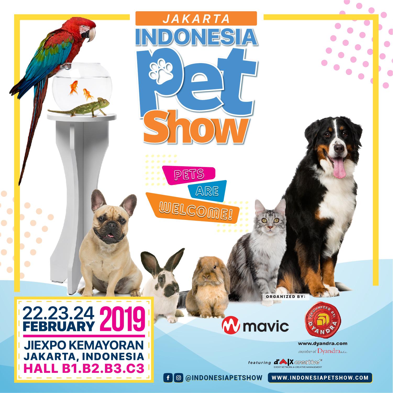 Pemprov DKI Turut Berpartisipasi dalam Pameran Jakarta Indonesia Pet Show