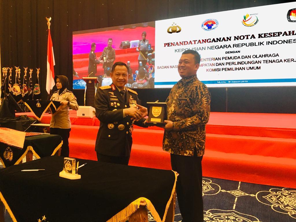 Nusron Wahid dan Tito Karnavian Kerjasama Tingkatkan Layanan Perlindungan PMI