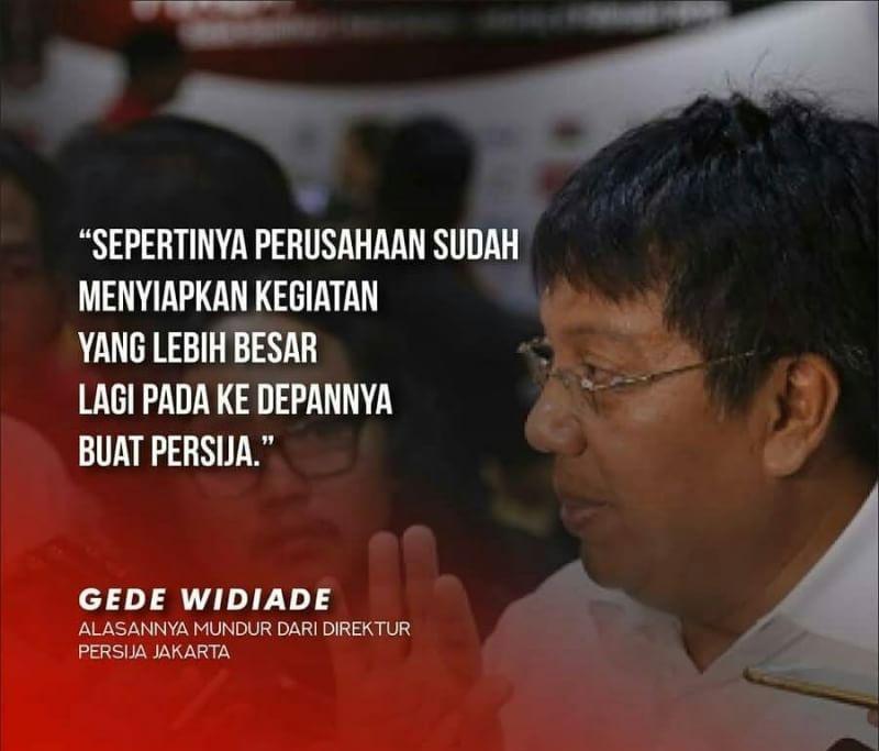 "Ketika Gede Merasa ""dikecilkan"" di Persija Jakarta"