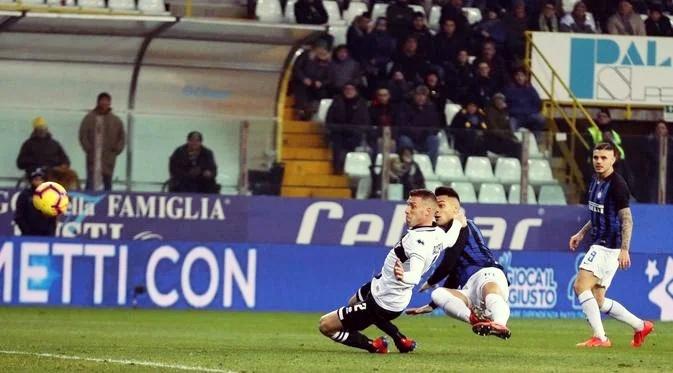 Hasil Liga Italia Tadi Malam: Inter Milan Kembali Menang