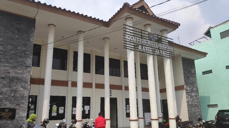 Kantor Kelurahan Ratujaya Dibobol Maling