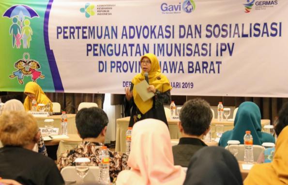 Pertemuan Advokasi Dan Sosialisasi Di Kemenkes