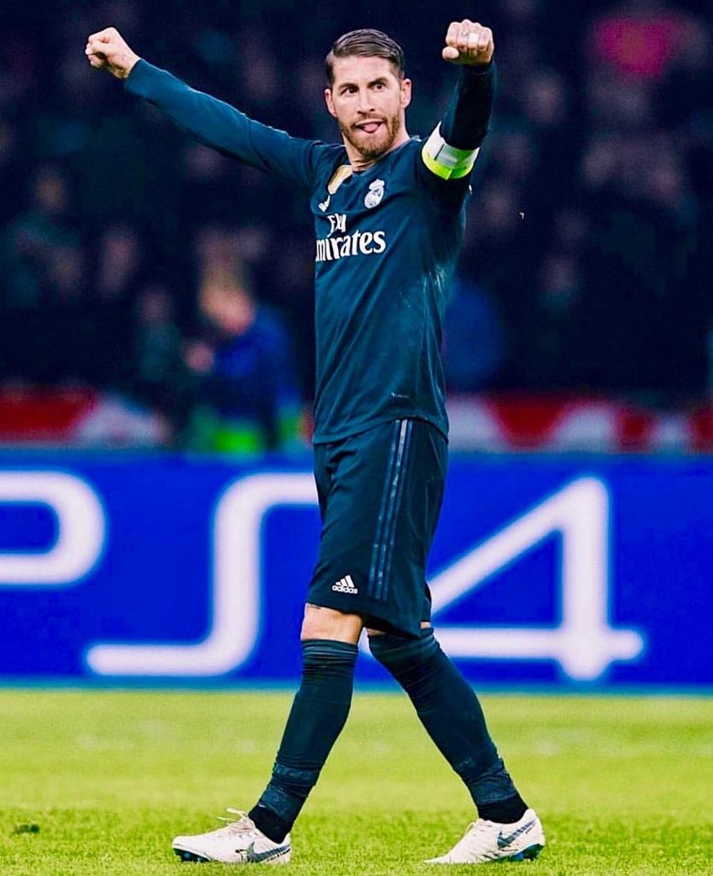 RESMI : UEFA Investigasi Komentar Sergio Ramos Soal Sengaja Dapat Kartu Kuning