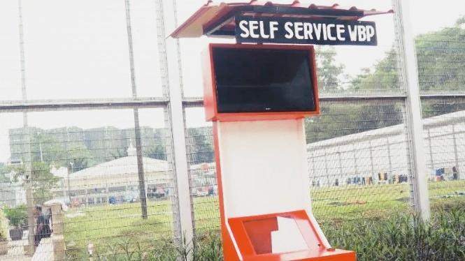 Self Service, Boks Layanan Untuk Mencegah Maladministrasi Pada Napi Depok