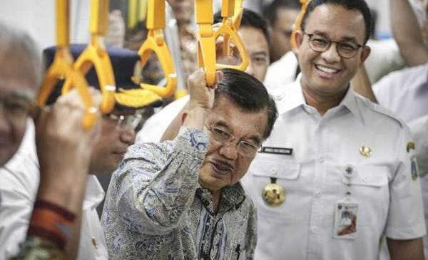 Tarif MRT Sudah Ditetapkan Sebelum Hari Minggu