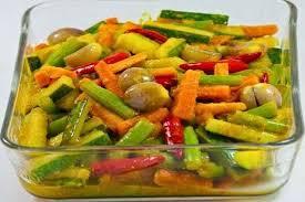 Acar Kuning Sayuran