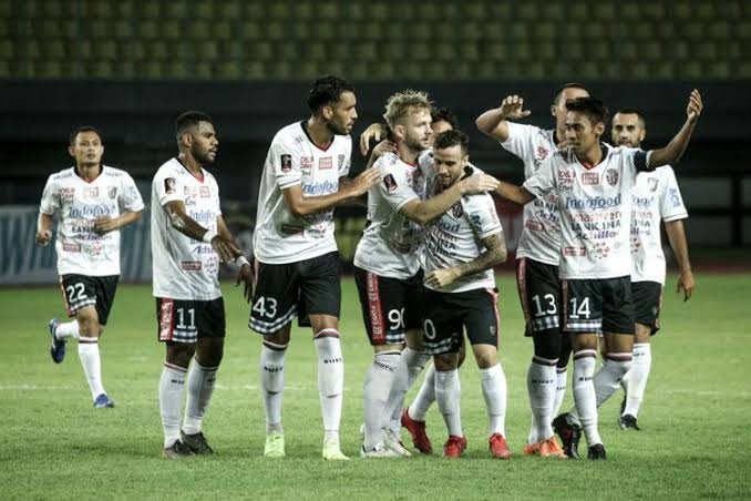 Hasil Piala Presiden 2019 Grup B