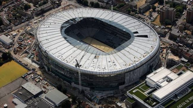 Markas Baru Tottenham: Megah, Modern dan 'Bintang Lima'