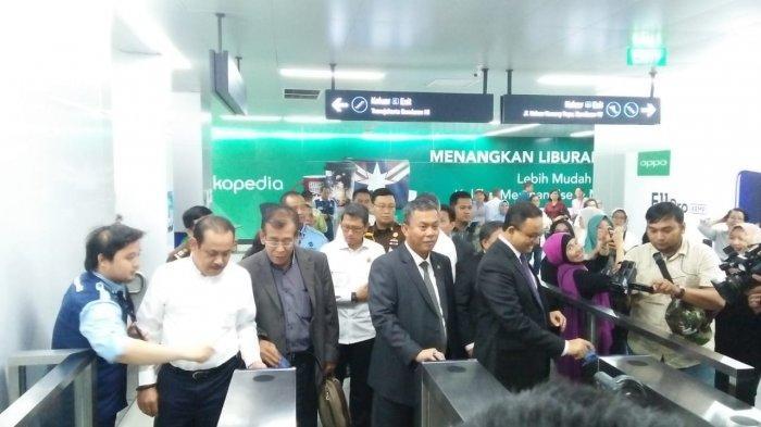 Delapan Kereta MRT Jakarta Tidak Dapat Dioperasikan karena Belum Lolos Uji Teknis
