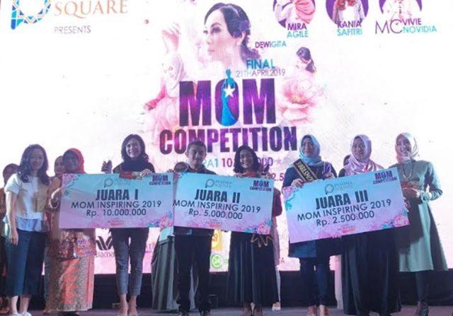 Rayakan Hari Kartini, Ibu-Ibu di Depok Ikuti Mom Competition