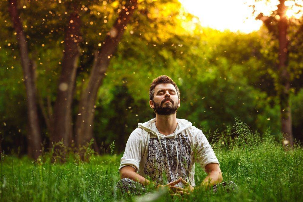Bebaskan Stres dengan Meditasi
