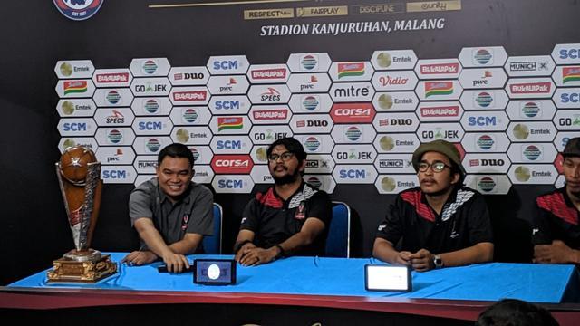 Kick-off Final Leg ke-2 Piala Presiden 2019 Diundur