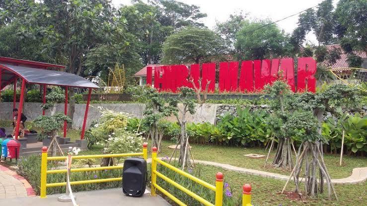 Lembah Mawar, Taman Yang Menarik Perhatian Masyarakat Depok