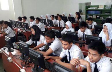 Sempat Ngadat, Ratusan Murid di SMP Depok Sempat Gelisah