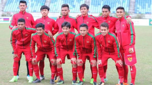 Seleksi Timnas Indonesia U-18 Berlangsung di Cikarang pada 23-28 April