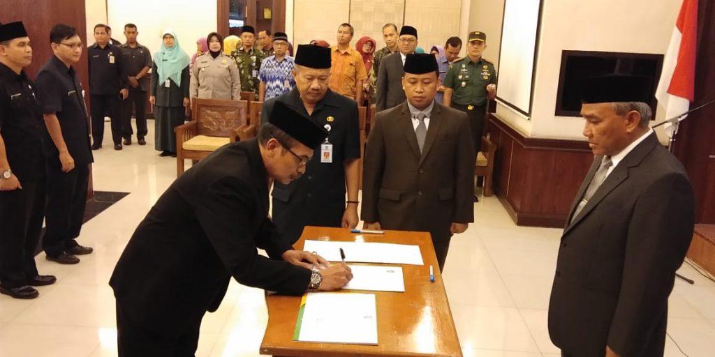 Nama-nama Pejabat Depok Yang Dilantik Walikota