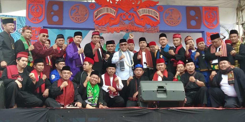 Pengurus KOOD Bojongsari Depok Dilantik