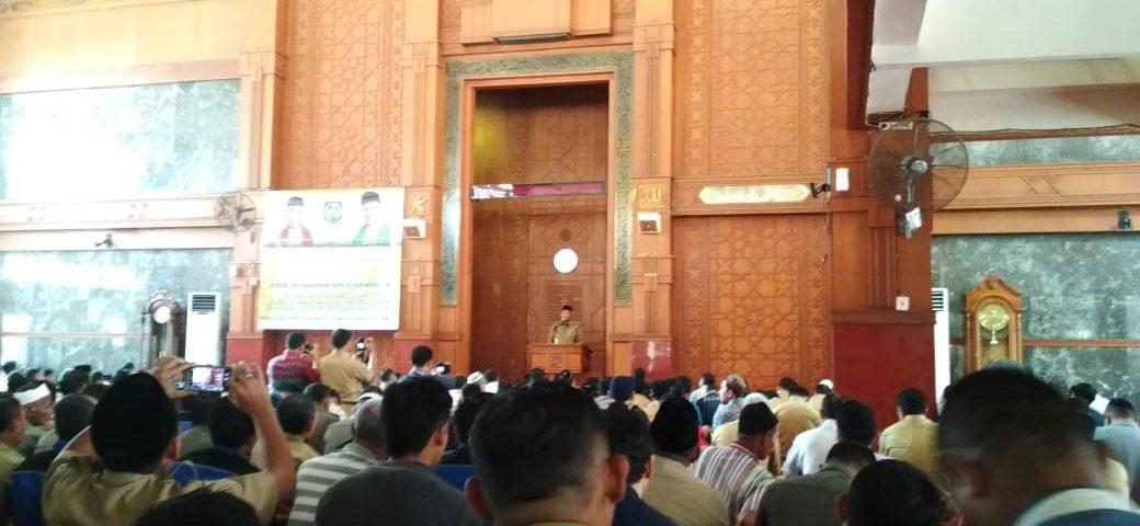 Wali Kota Depok, Mohammad Idris Ungkap Visi Bulan Ramadhan