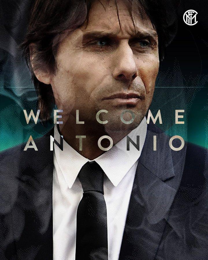 Antonio Conte Pelatih Baru Inter Milan