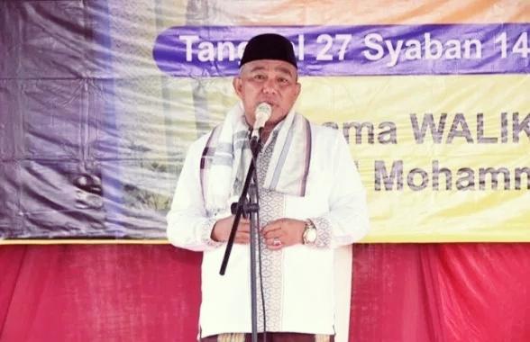 Walikota Himbau ASN Tetap Bekerja Maksimal Meski Di Bulan Ramadhan