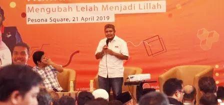 LAZ Zakat Sukses Selama Bulan Ramadhan Akan Bagikan 1.000 Paket Untuk Guru, Dai dan Duafa