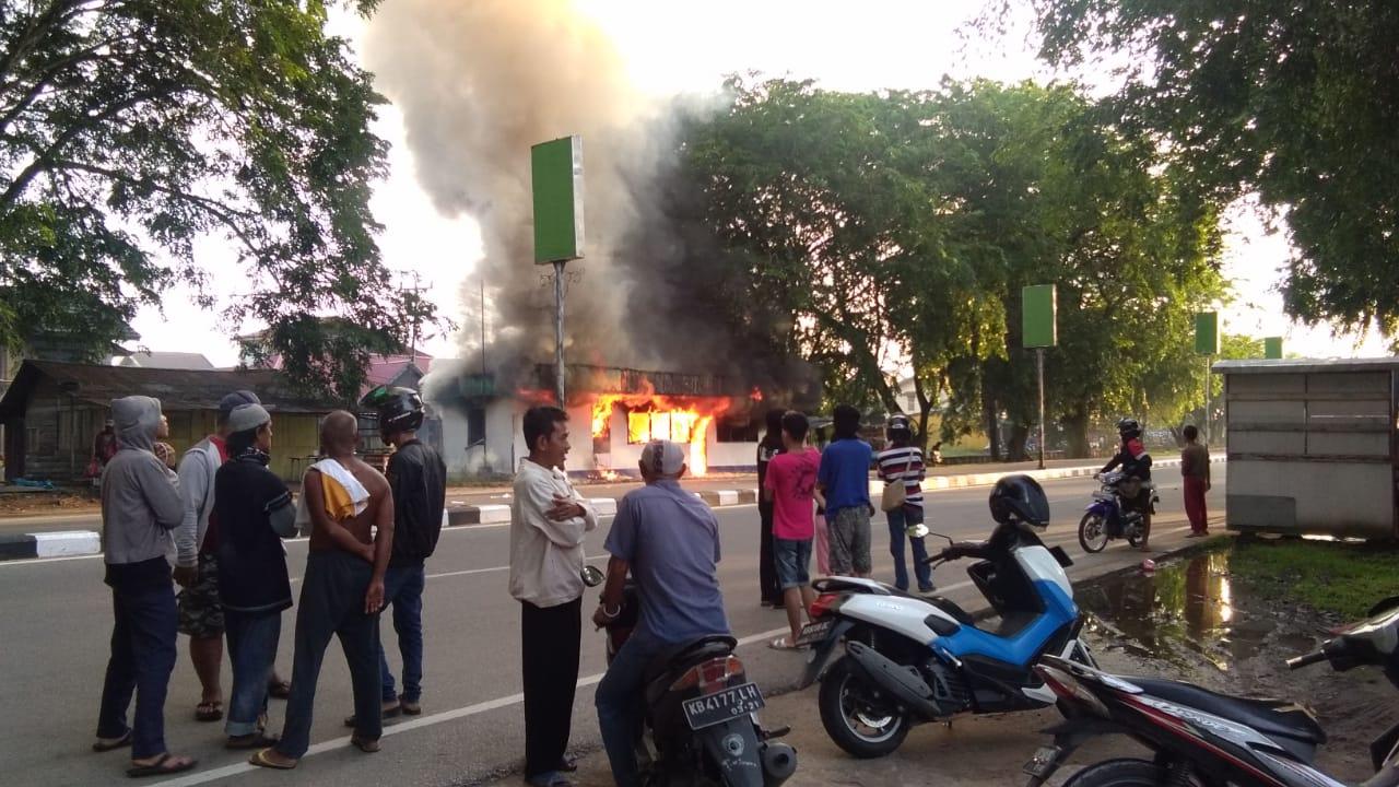 38 Pelaku Kerusuhan Di Pontianak Ditangakp Polisi