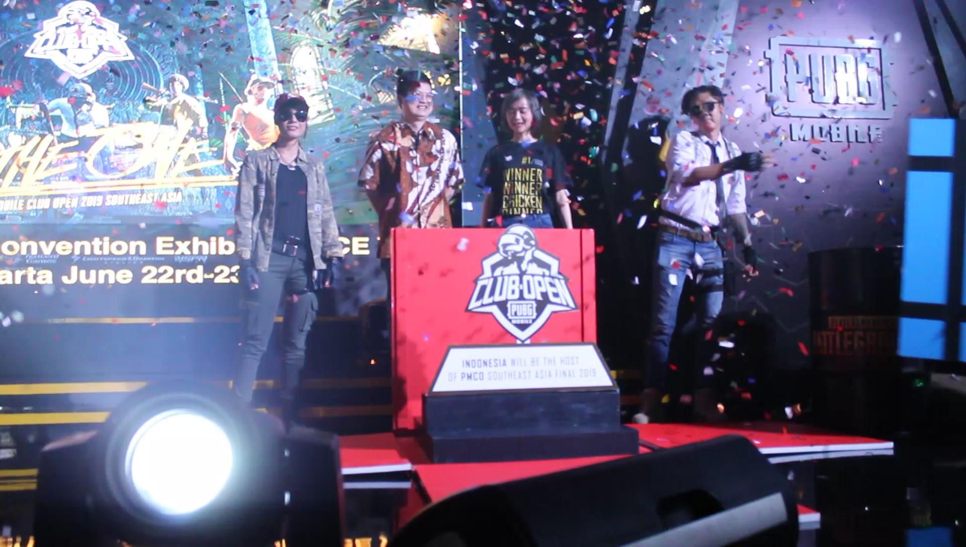 Indonesia Tuan Rumah Event PUBG Mobile Terbesar Asia Tenggara : Grand Final Turnamen PUBG Mobile 'PMCO'
