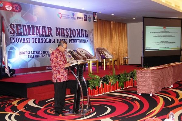 RI Berpotensi Pacu Daya Saing Sektor Hasil Perkebunan Melalui Industri 4.0