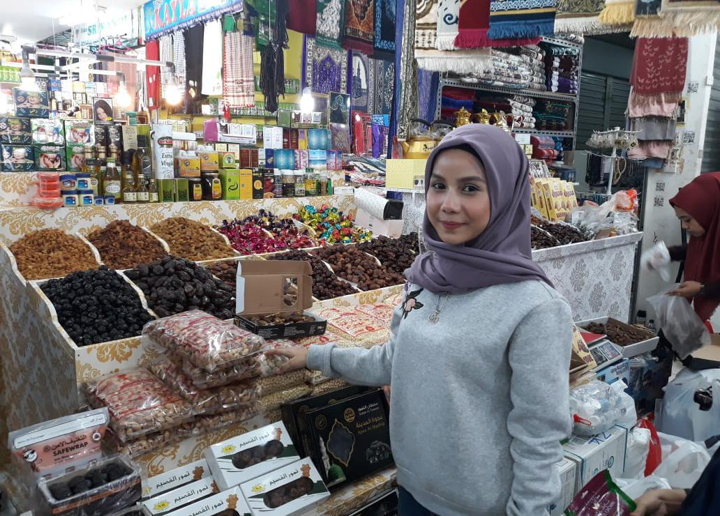 Ramadhan, TM Thamrin City Ramai Pengunjung