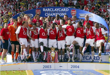 "Throwback :15 Mei 2004, Klub Satu Musim Tak Terkalahkan ""Arsenal The Invincibles"""