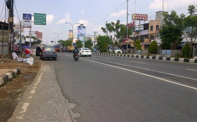 PUPR Depok Terus Tingkatkan Kualitas Jalan Raya