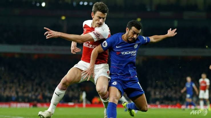 Jadwal Final Liga Europa: Chelsea vs Arsenal