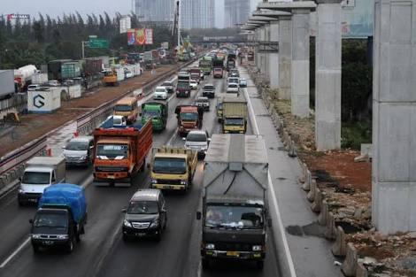 Pembangunan Transportasi Di Bekasi