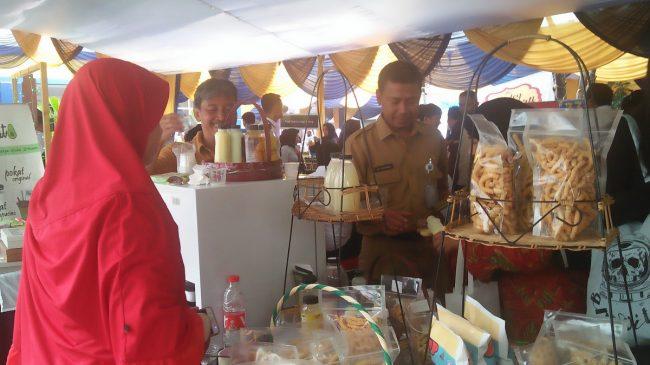 DKUM Depok Ajak Pelaku Usaha Mikro Pasarkan Produk Secara Online