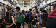 Barang Bawaan Penumpang KRL Dari Tangerang Tujuan Jakarta, Diperiksa Polisi