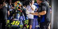 Yamaha Belum Temukan Kecepatan Rossi Harus Kerja Keras