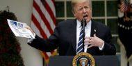 """Donald Trump Sebut Serangan Iran pada Drone AS """"Tidak Disengaja"""""""