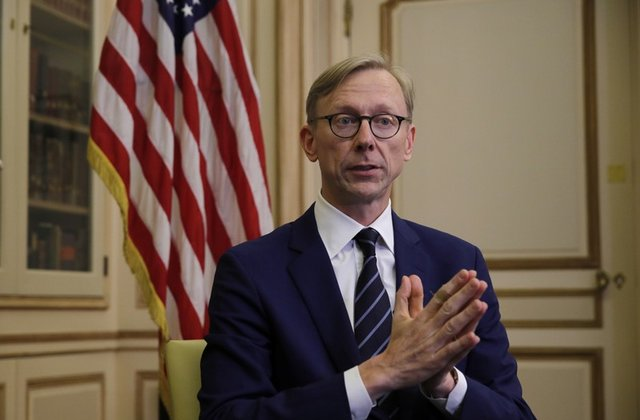 Brian Hook, Perwakilan Khusus A.S. untuk Iran