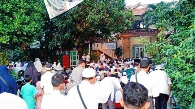 Jamaah MDI Depok Rayakan Hari Raya Idul Fitri
