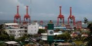 Kawasan Ekonomi Khusus milik Tiongkok di Kamboja membantah transhipment untuk menghindari tarif A.S.