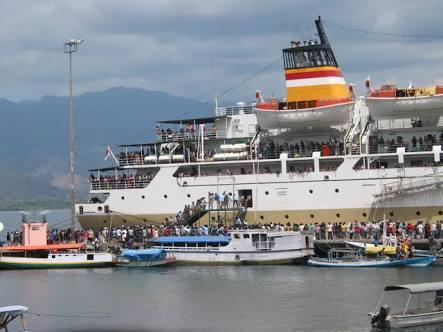 Mudik Lebaran Tahun 2019, Pengguna Transportasi Angkutan Laut Naik 10.31 %