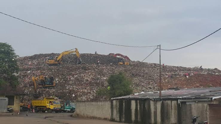 Sampah di TPA Cipayung Capai 1.000 Ton Per Hari